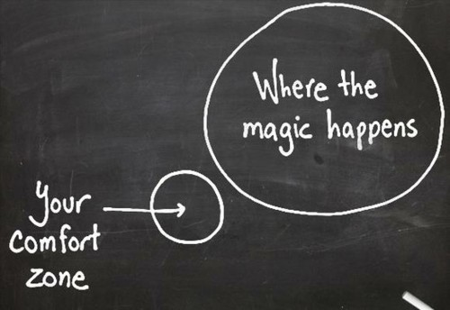 Why It Is Important to Get Out of Your Comfort Zone