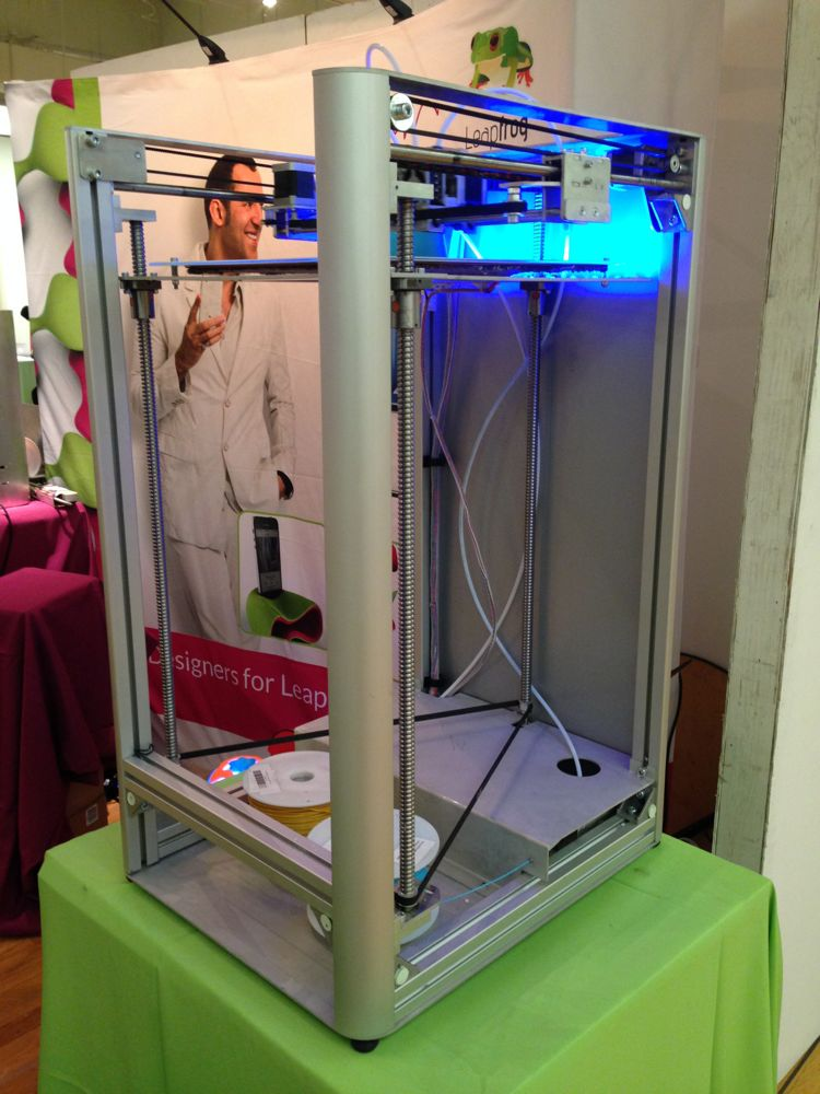 The Tall 3D Printing Pattern Emerges