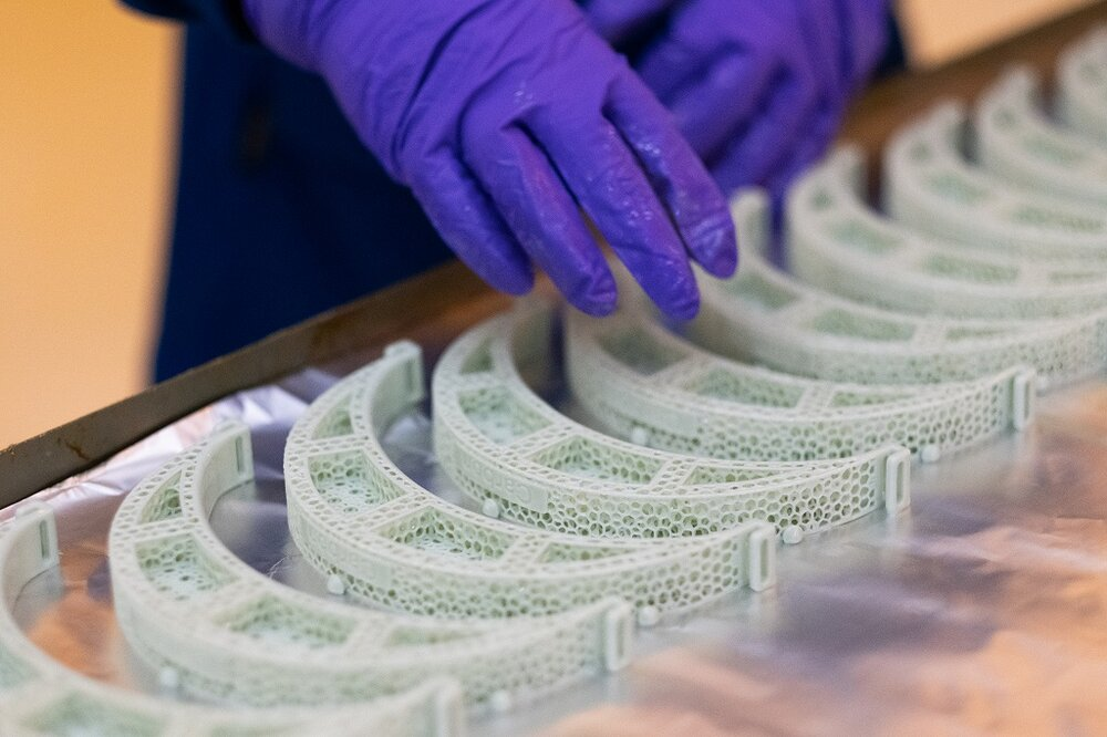 , 3D Printed Nasopharyngeal Swabs By The Million