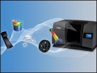 xRize 3D printer [Source:  Rize ]