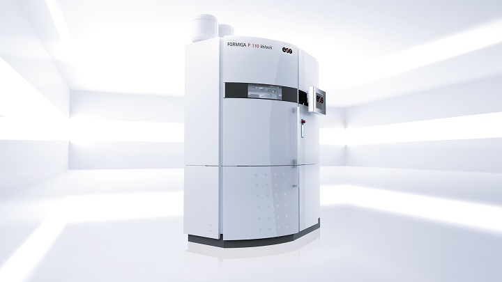 EOS' Portfolio and Strategies Ready for Production Additive Manufacturing