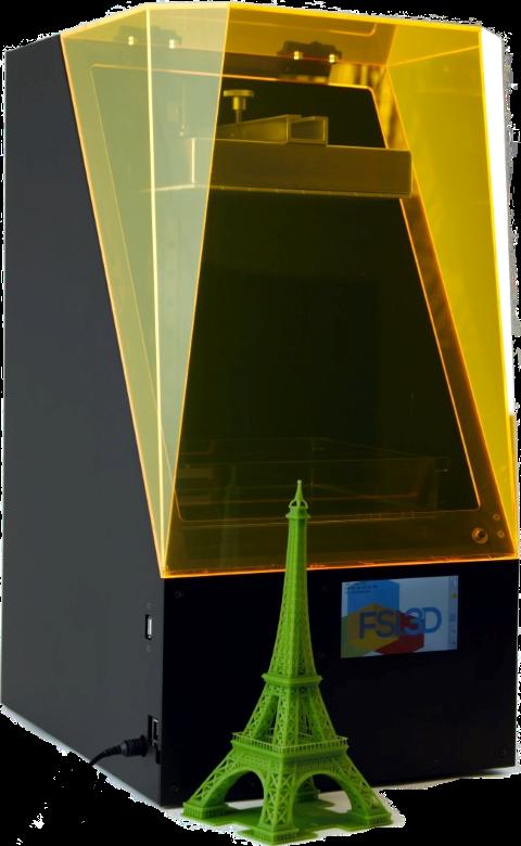 Big Money Flowing Toward Resin-Based 3D Printers