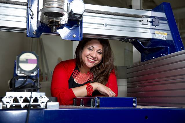 Making, 3D Printing a Part of Egypt's Change