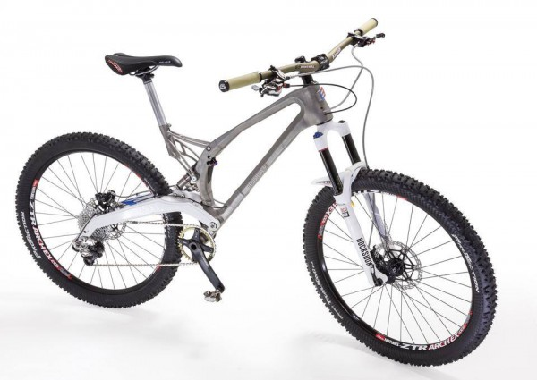 Laser Sintering Moves Into the Bike Market