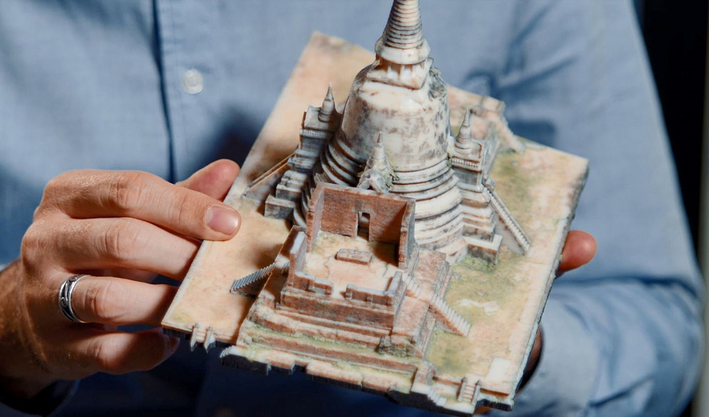 3D Printing Puts History Back in Our Hands