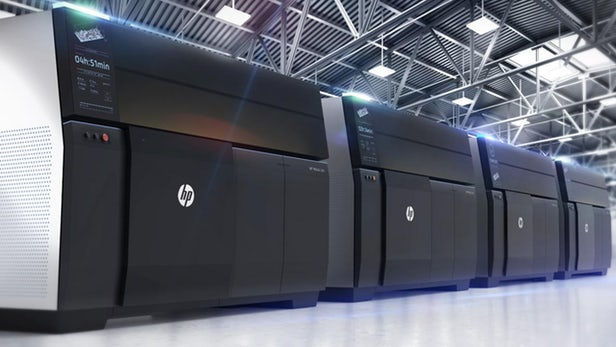 The Power of the HP Inc. 3D Printing Ecosystem