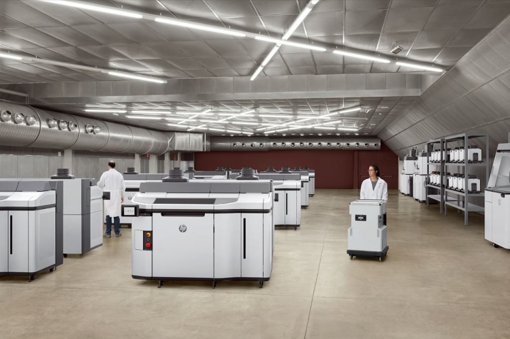 HP Focuses on Future of Digital Manufacturing with New 3D Printing System, Material, Partners, Network