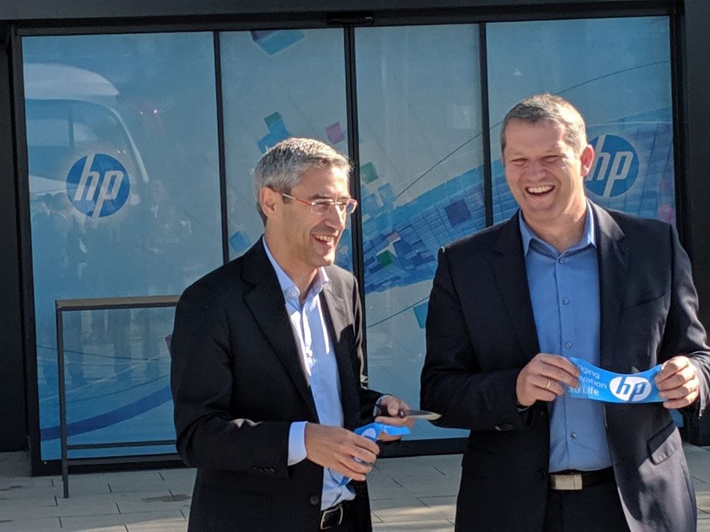 HP's President Of 3D Printing And Digital Manufacturing On Strategy, Sustainability, Partnerships