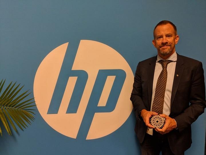 A Chat with HP's Global Head of 3D Metals