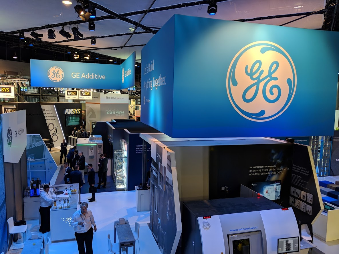 GE Additive: What Does Industrialization Truly Mean?