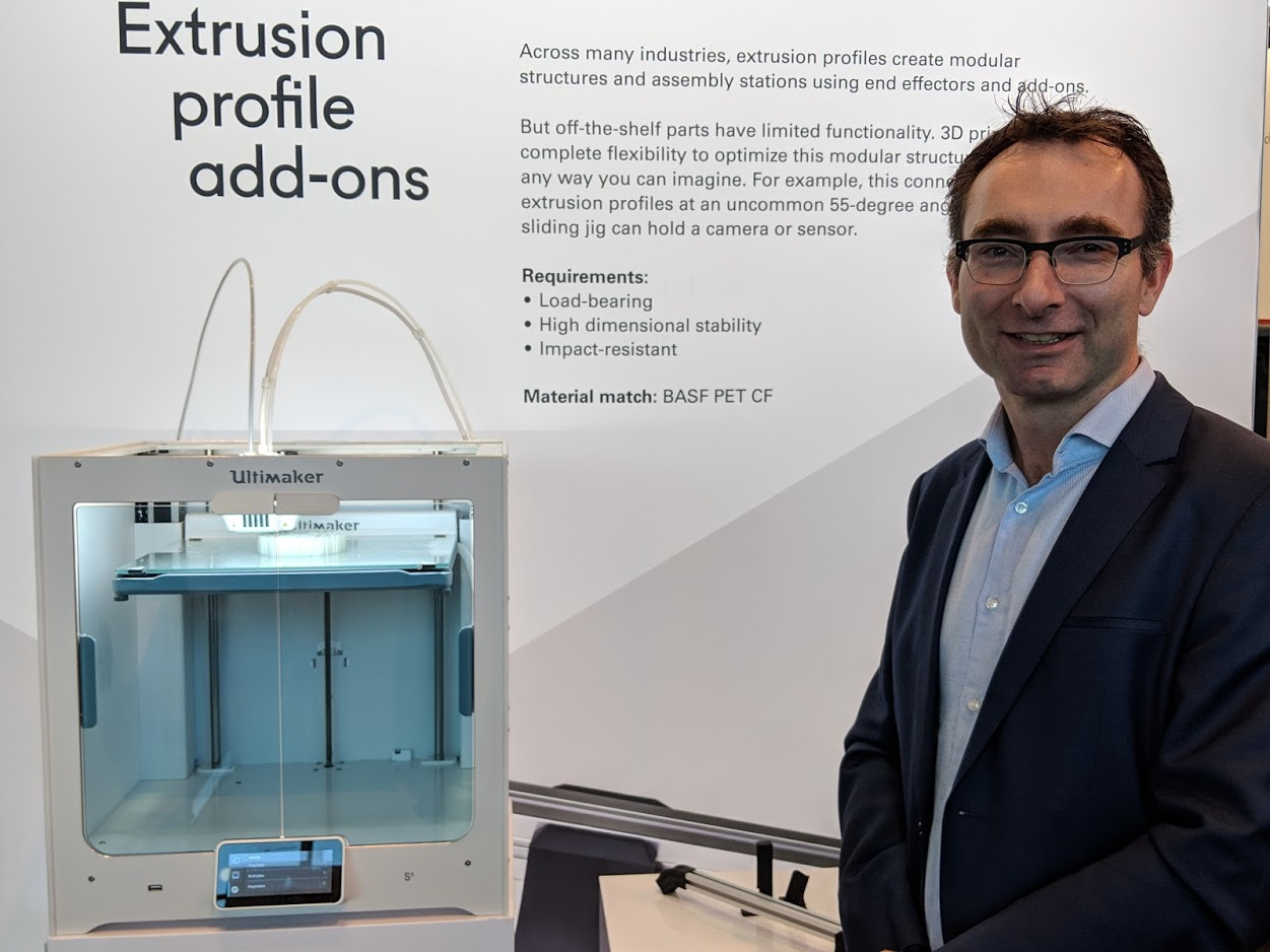 Ultimaker Continues to Open Up 3D Printing