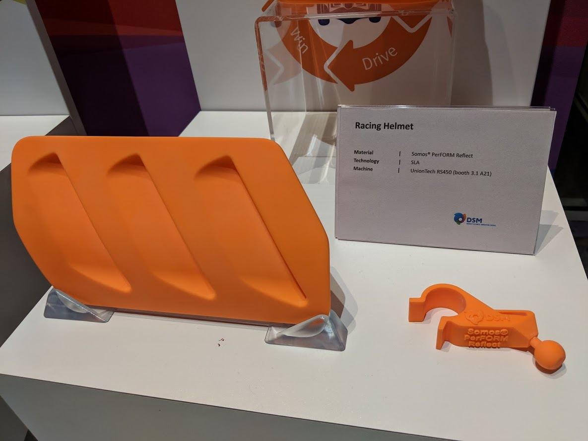 DSM Adds Umbrella of Sustainability to Additive Manufacturing