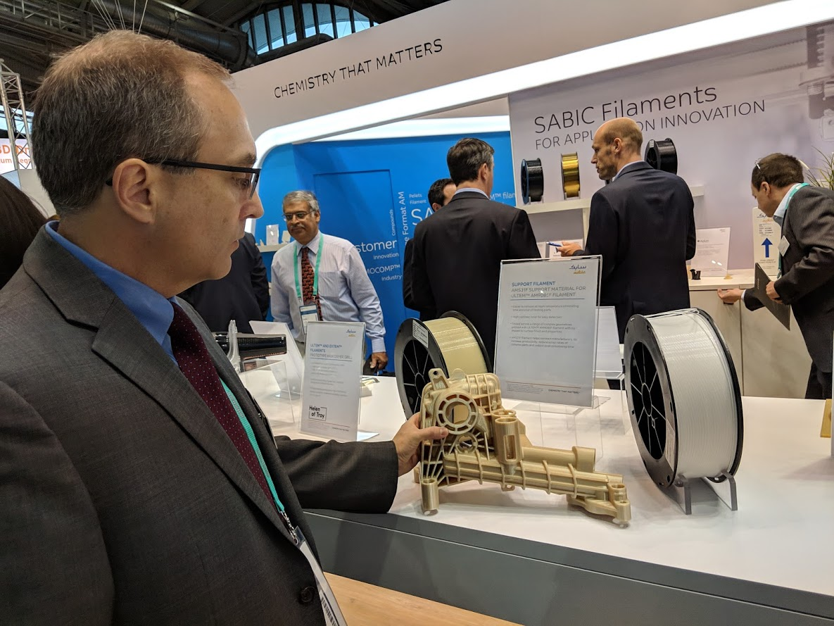 SABIC's Focus on Expanding Applications for 3D Printing Materials