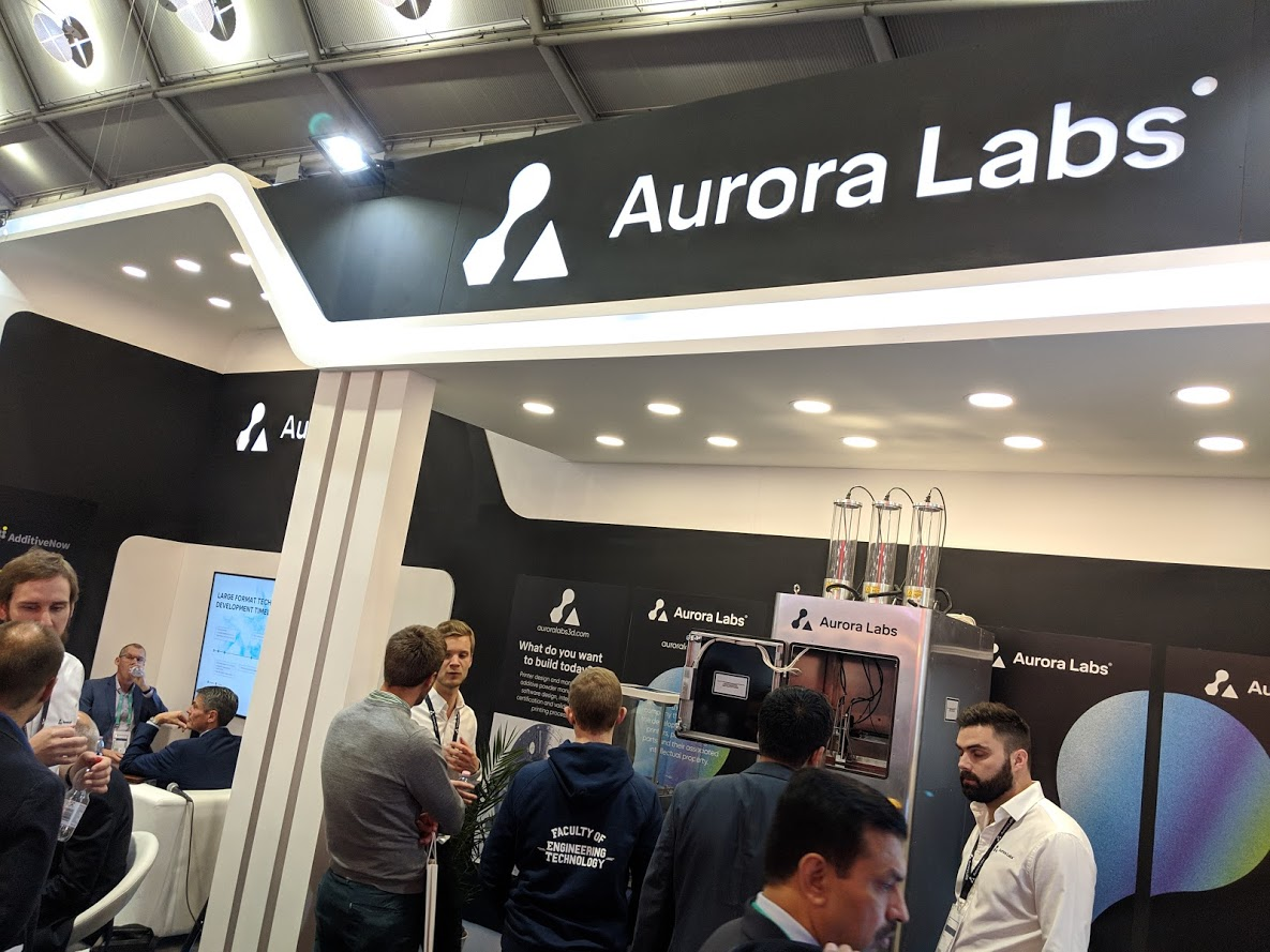 , Aurora Labs Aims High with High-Speed Metal 3D Printing