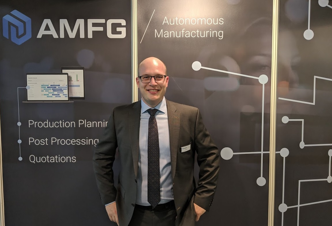 """, AMFG's """"Name Is Our Vision"""": Autonomous Manufacturing"""