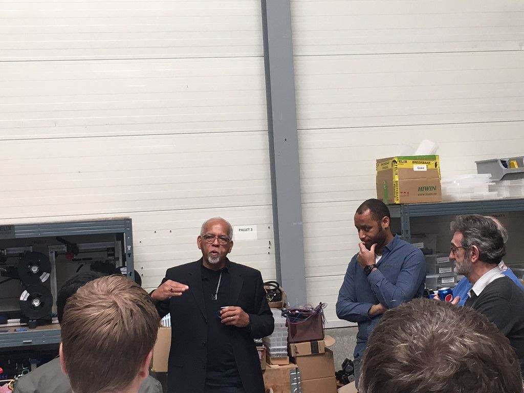 FELIXprinters Shares Insight on Company Ethos & Strategy During Open Day