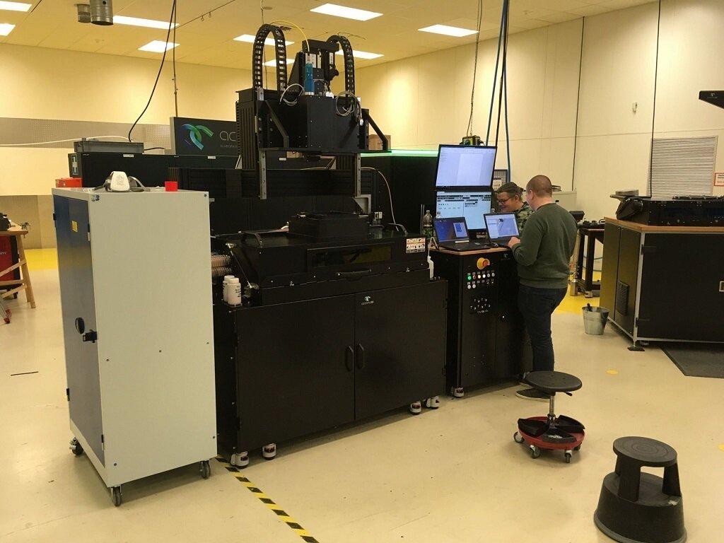 Success In Multi-Metal Powder Bed 3D Printing