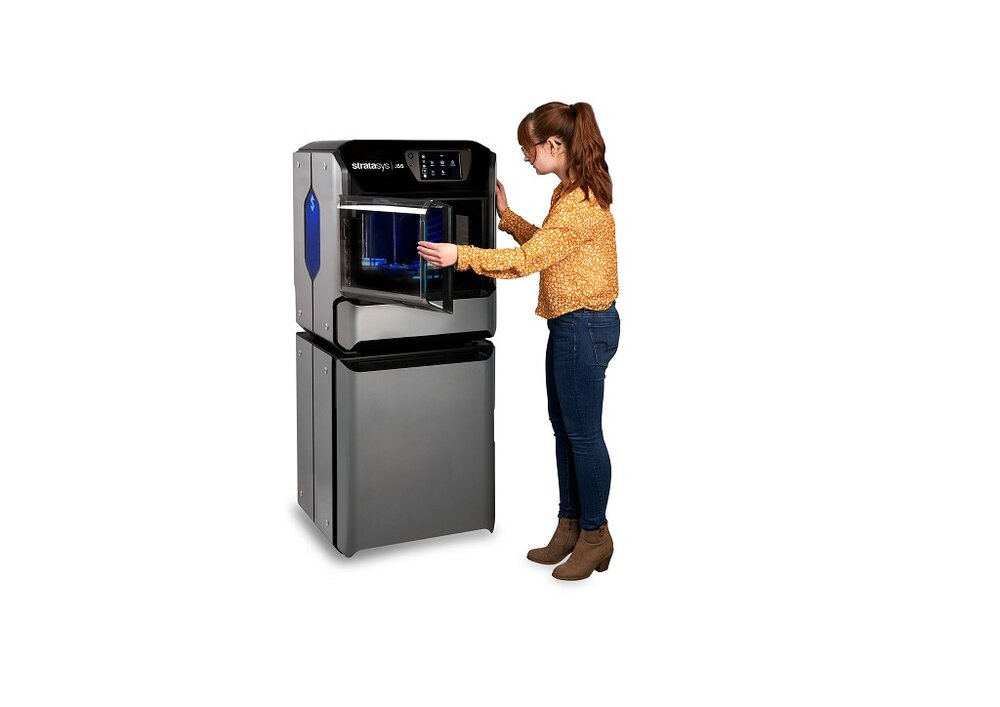 , Stratasys' Latest In Full-Color 3D Printing: Meet The J55