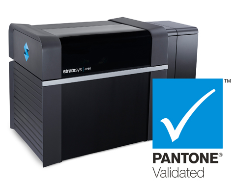 An important check mark for full-color 3D printing [Image: Stratasys]