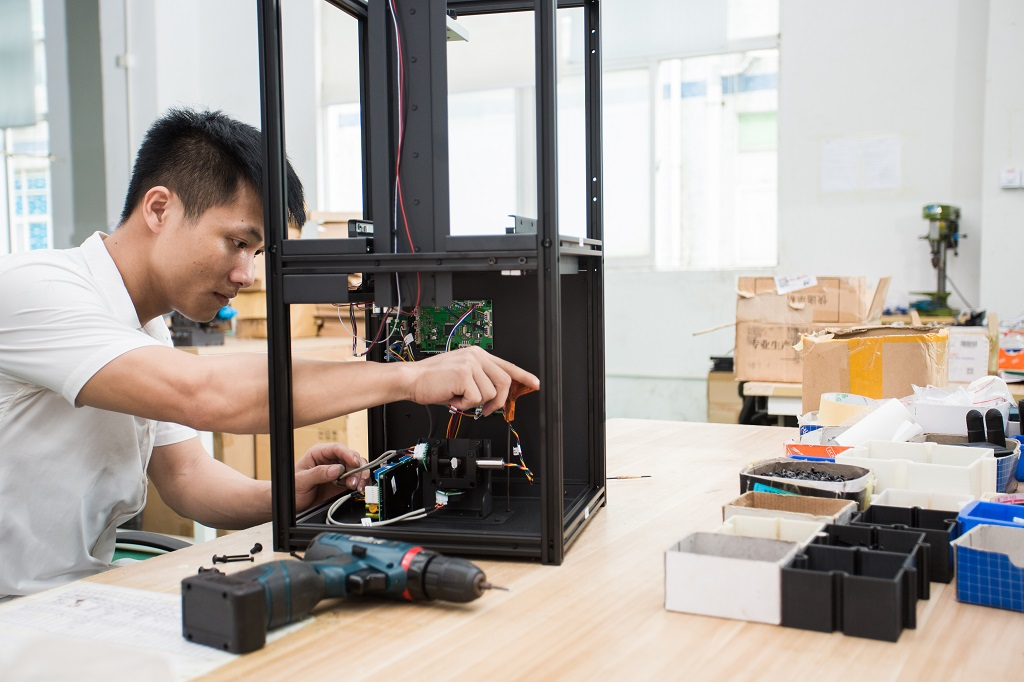 Peopoly Introduces Moai 200