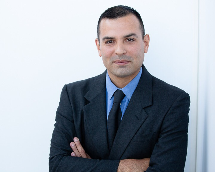 Luis Folgar, EVP for the Americas [Image: AMT]