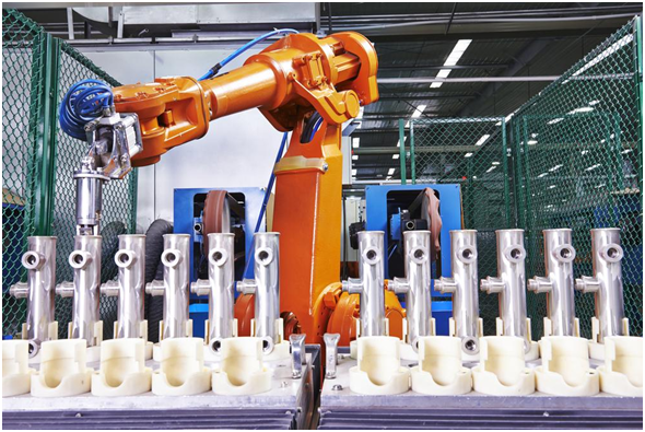 Lean Manufacturing, Automation and Distancing