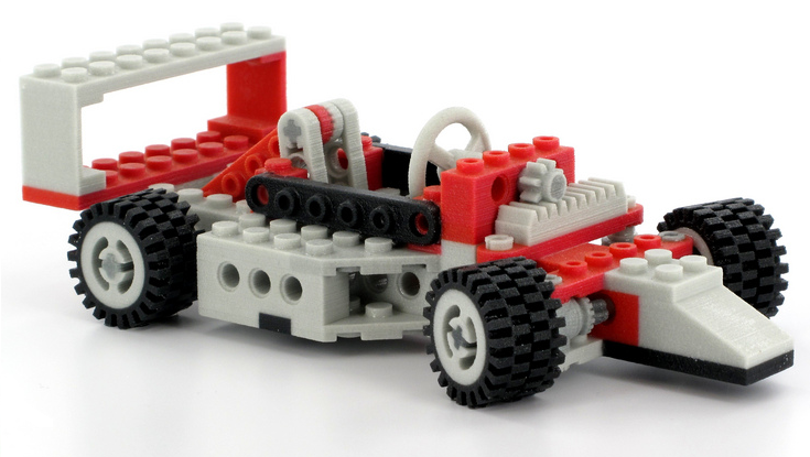LEGO: Many Exciting Developments & 3D Printing