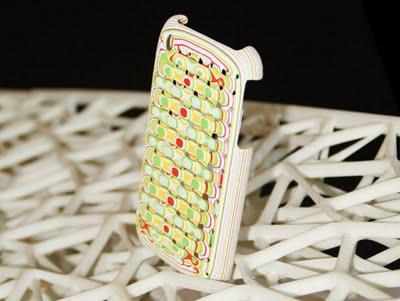 FOC Explores 3D Paper Printing
