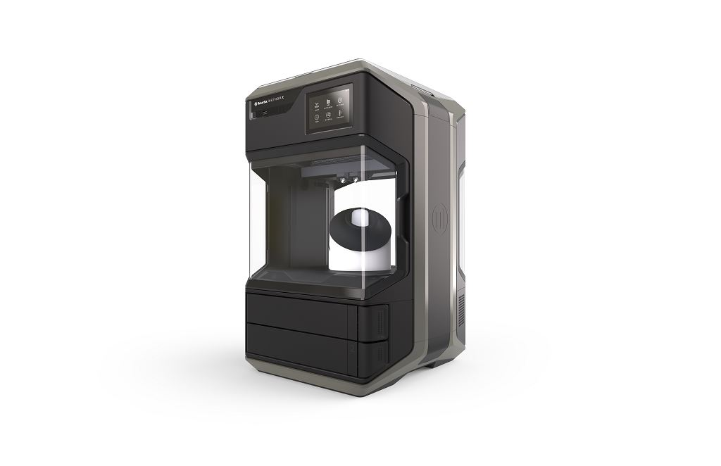 , The Manufacturing Methods Of MakerBot's METHOD X 3D Printer