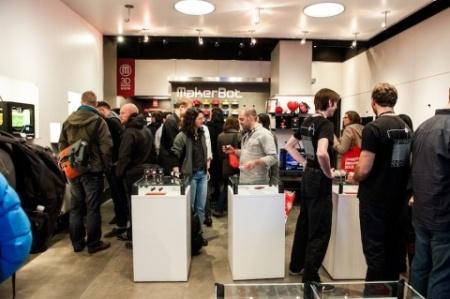 MakerBot's Retail Expansion