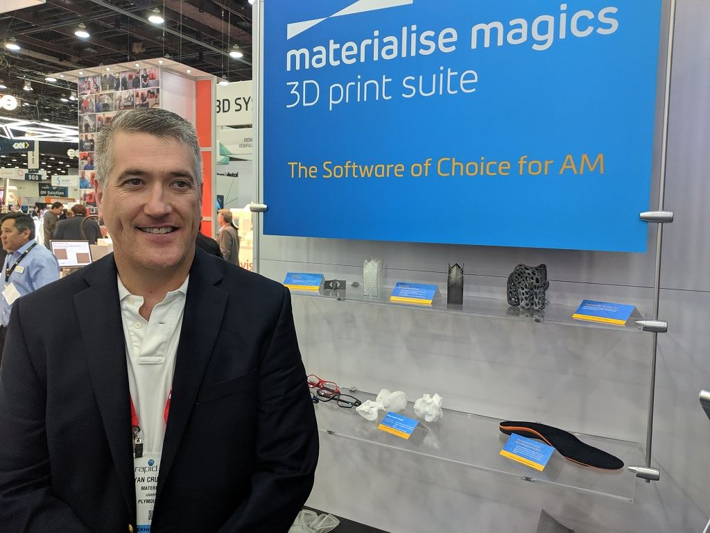 Materialise Strategizes Collaborations
