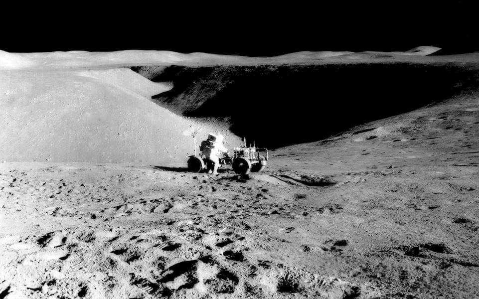, 3D Print The Moon – Or At Least Some Bits Of It