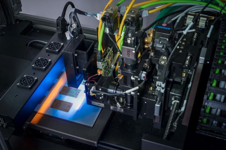 Nano Dimension Introduces Lights-Out Digital Manufacturing System For 3D Printing Electronics