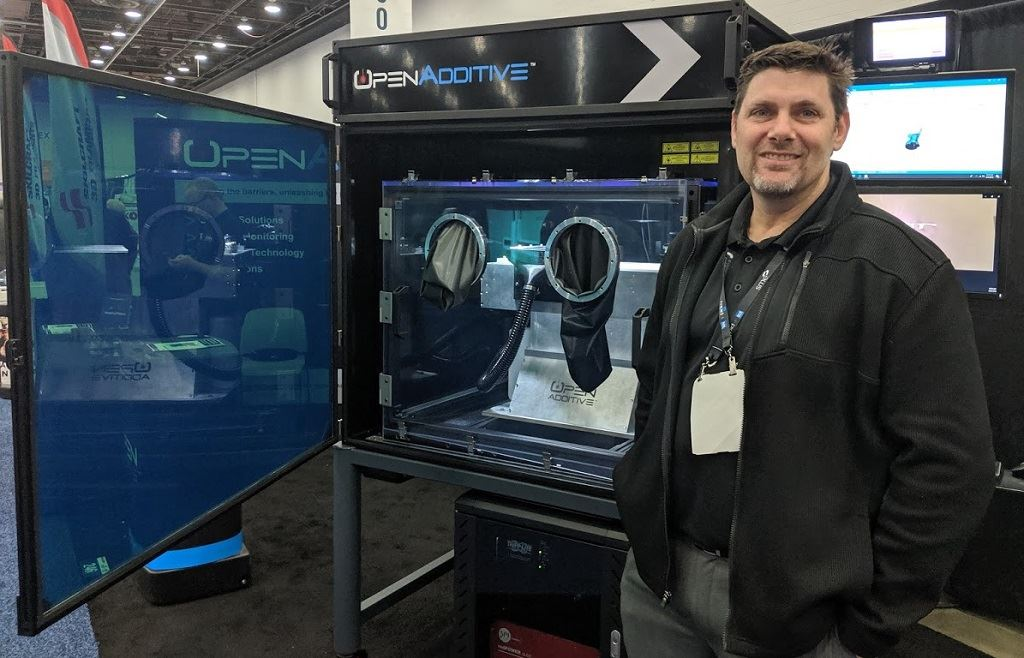 , OpenAdditive Looks To Meet More Needs In Metal 3D Printing