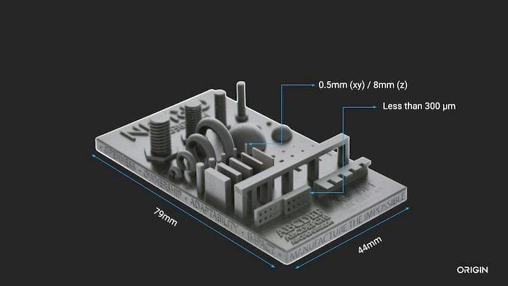 , Origin's Origin One Manufacturing 3D Printer