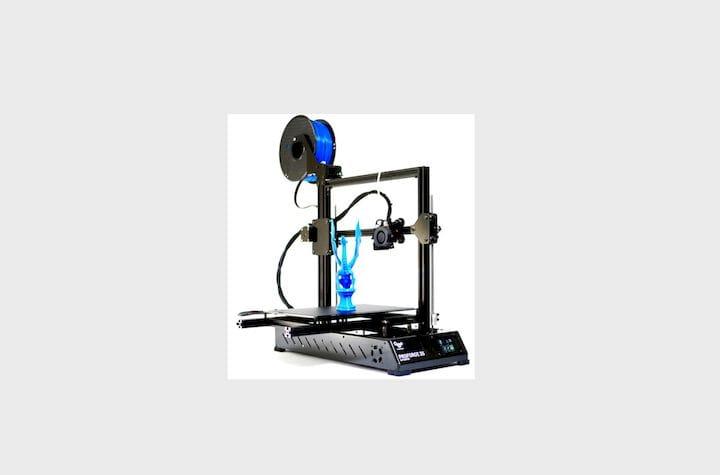 The Proforge 2 Desktop 3D Printer [Source: Makertech 3D]