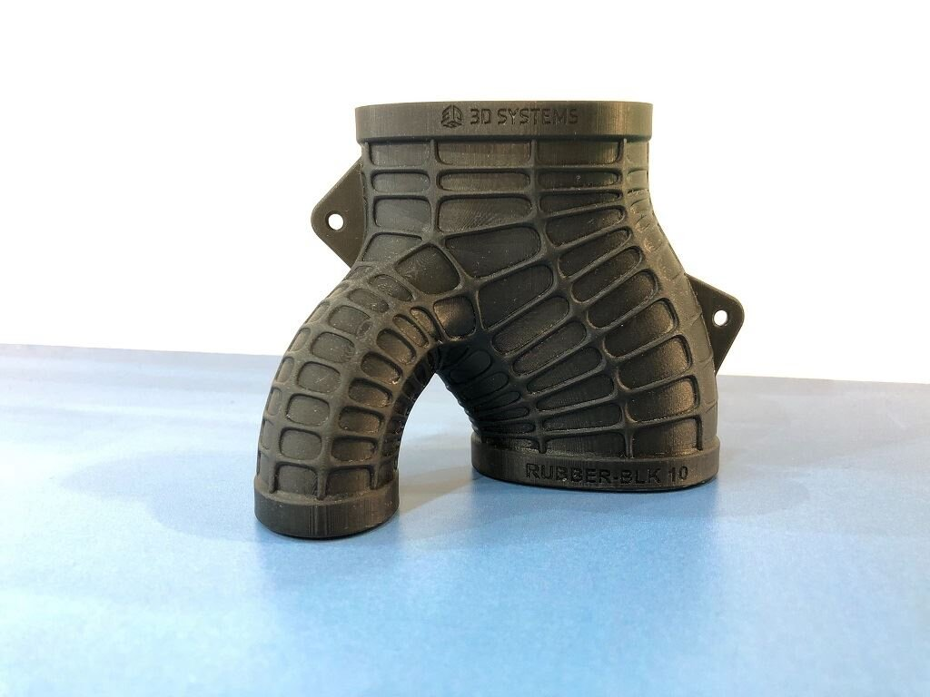 Production-Ready 3D Printing With 3D Systems' Newest Figure 4 Materials