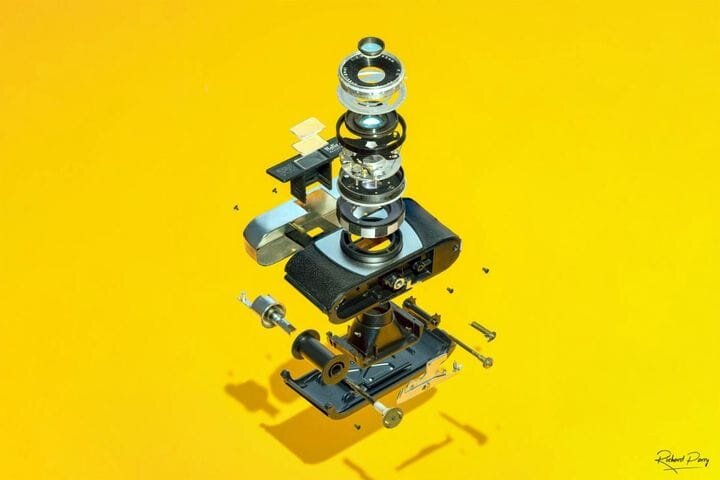 Assembly Required: New Photo Series Makes Fine Art Out of Exploded Views
