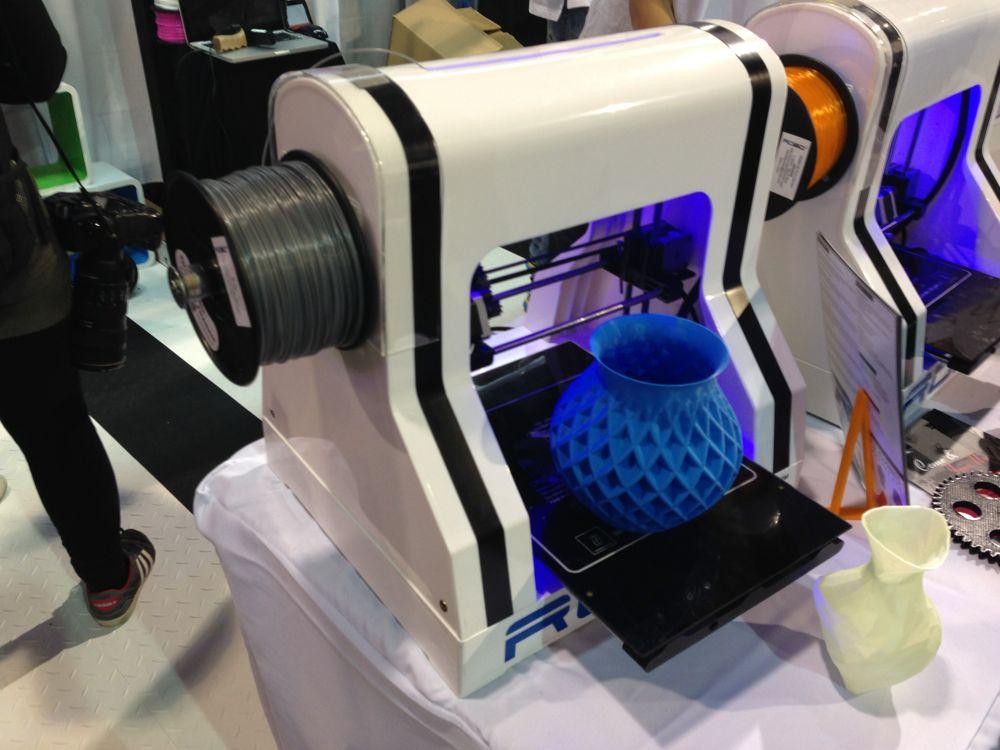 The Robo3D Printer