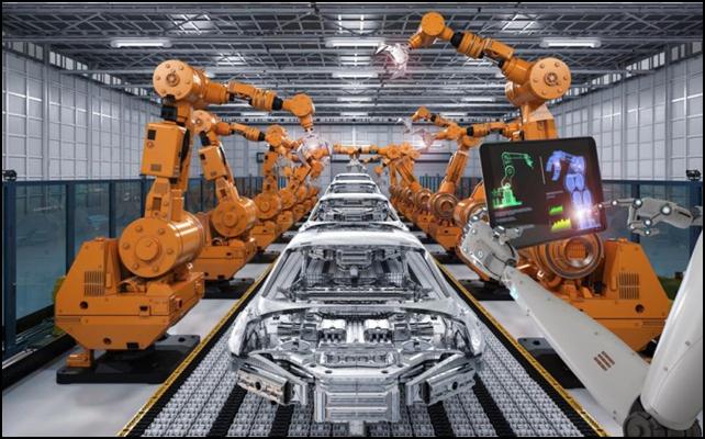 Higher Plant Floor Overhead Allocations Drive 3D Printing Robot Component Sales