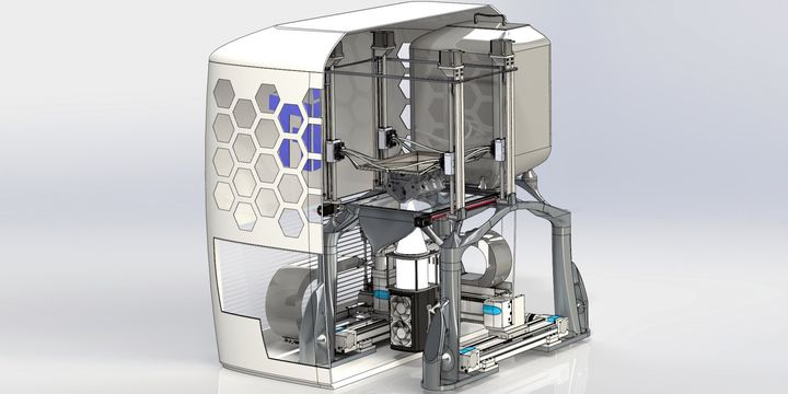 Analyzing The Upside-Down SLEDM Metal 3D Printing Process
