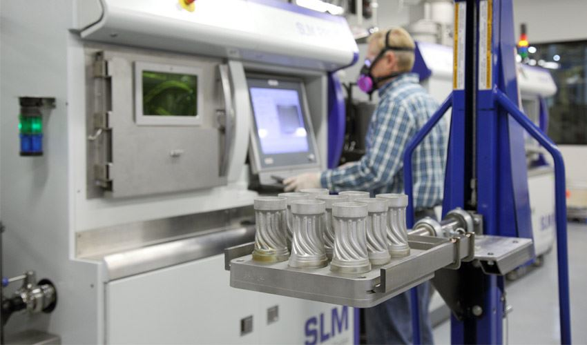 , The SLM Solutions Story