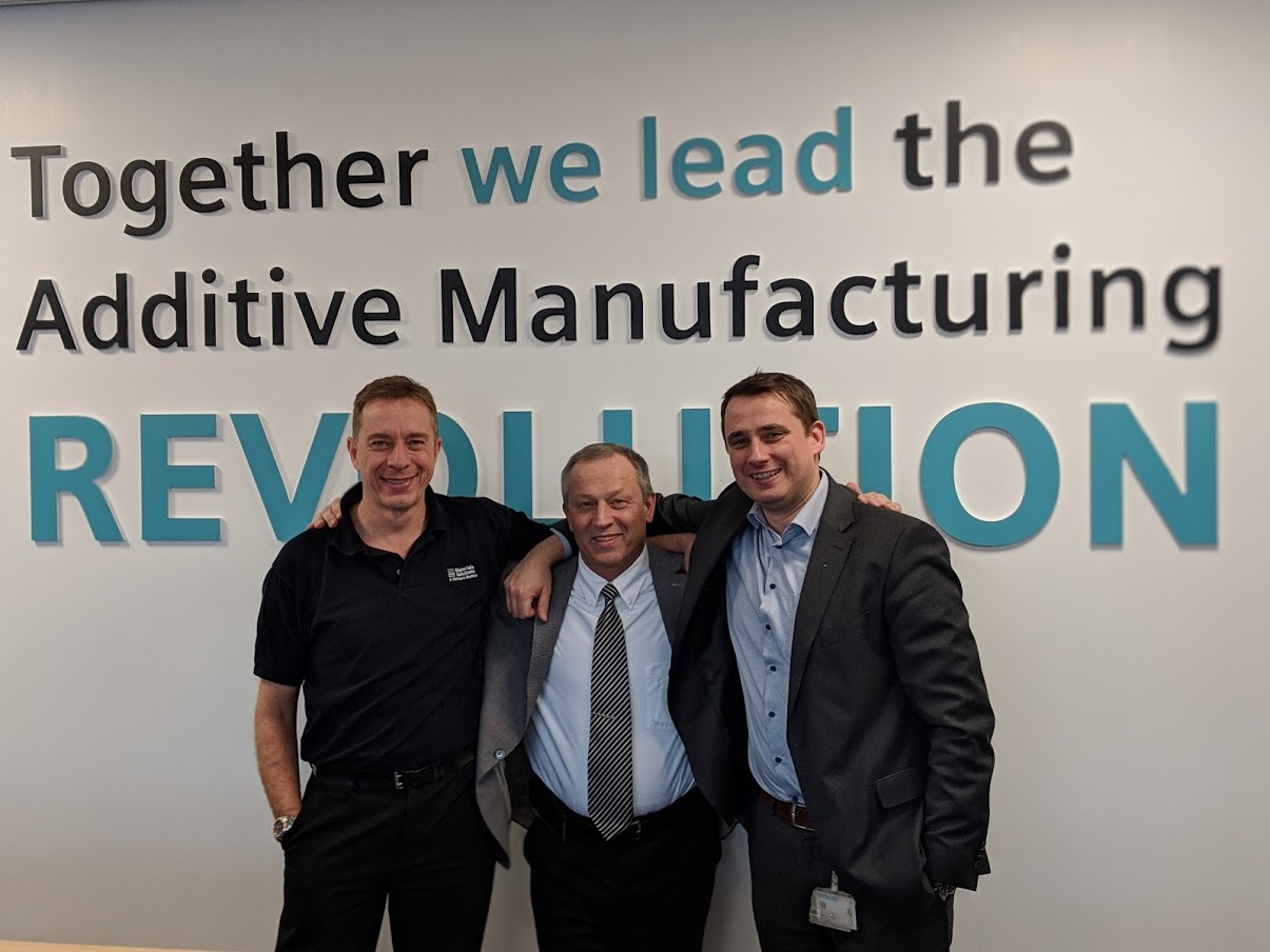 , Inside Materials Solutions' Additive Manufacturing Facility