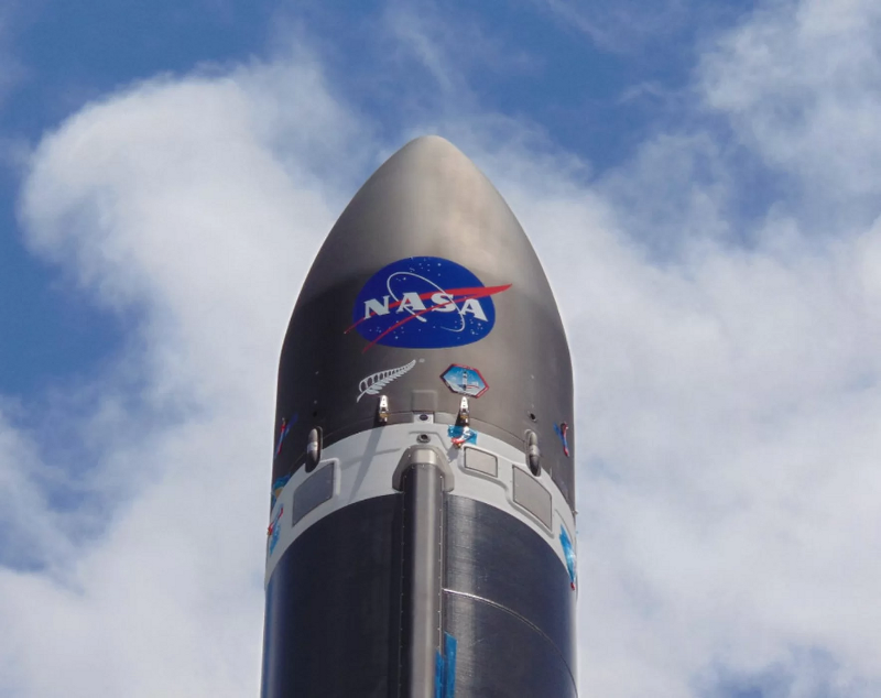 Rocket Lab Electron Booster: first launch for NASA
