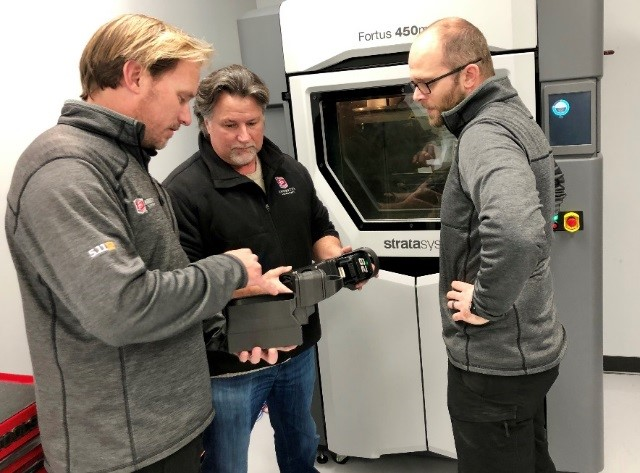 Stratasys Races on with Software, Autosports Introductions