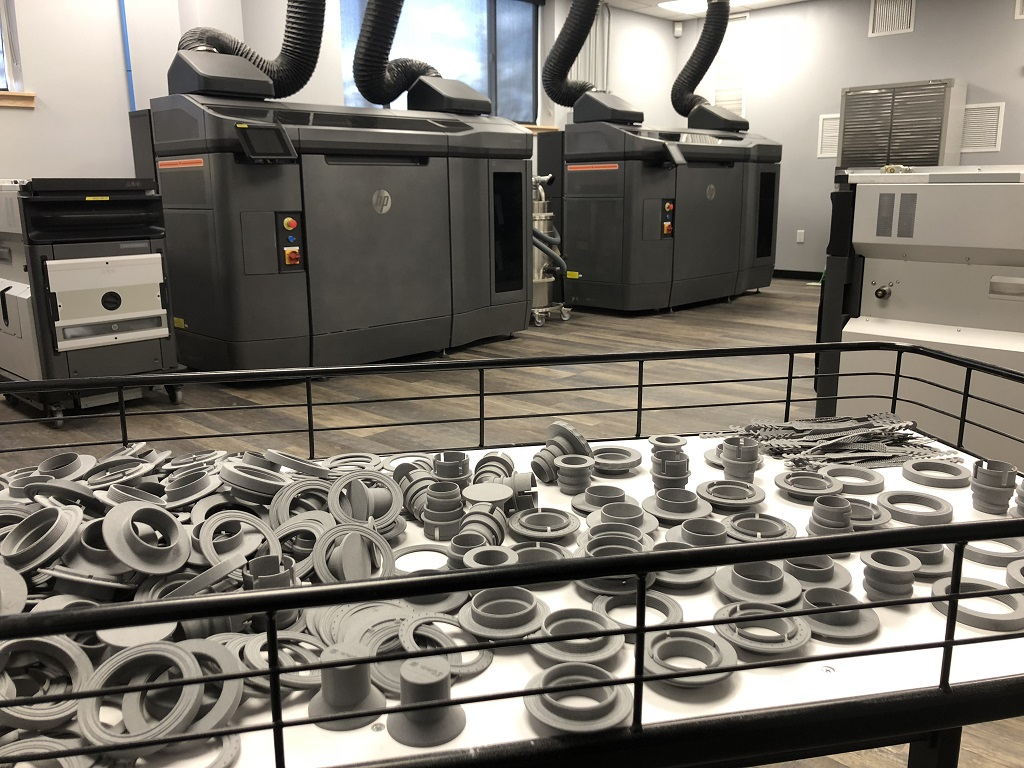 HP Connects The Internal Dots To Mobilize 3D Printing: Part One