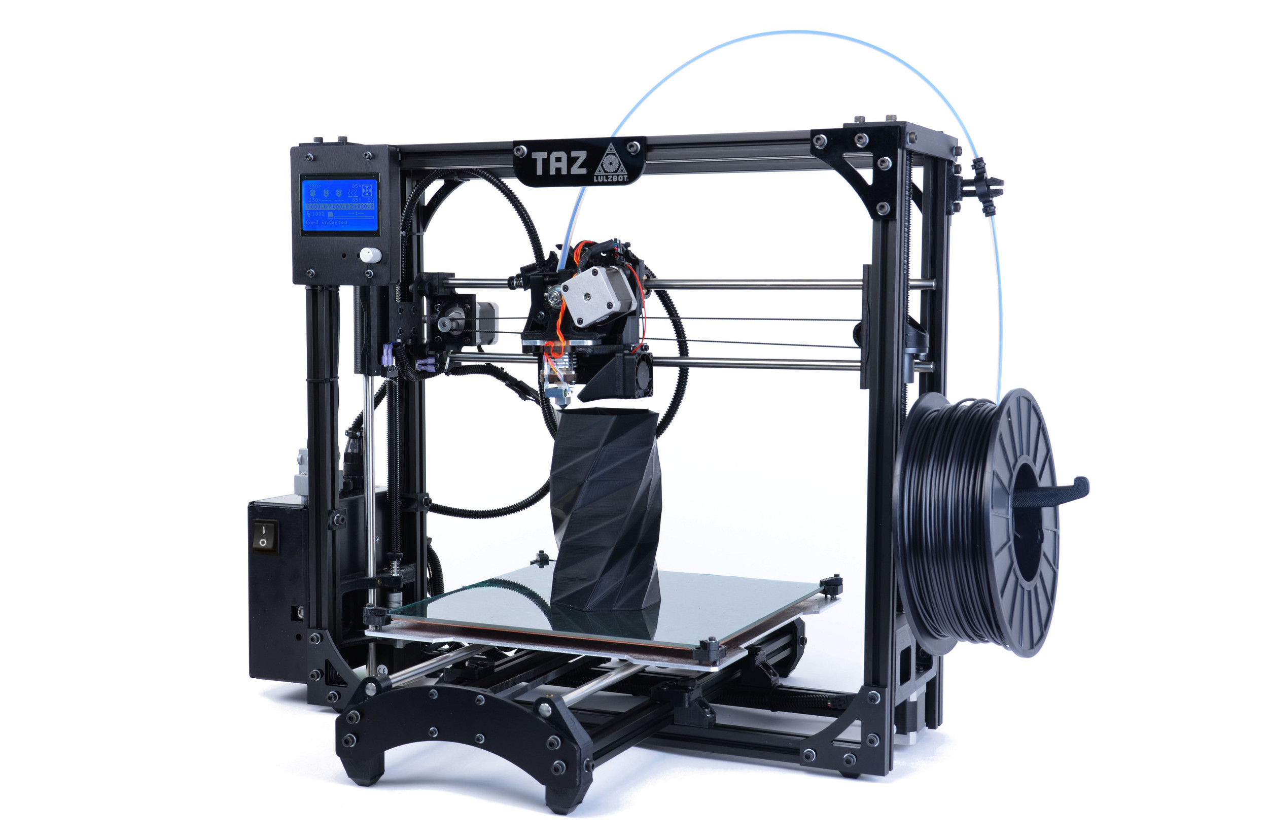 Aleph Objects Releases the LulzBot TAZ 4 3D Printer