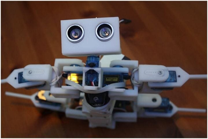 Robotic automation, enabled by 3D printing, may be a good thing [Source: Flickr]
