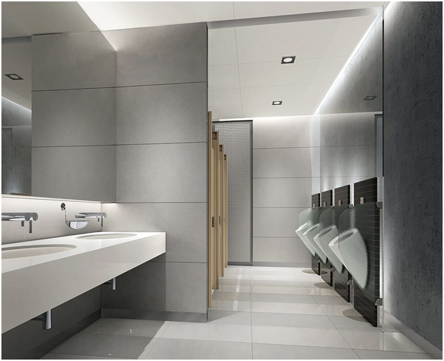 , Time To Switch To 3D Printing For Touchless Bathroom Design