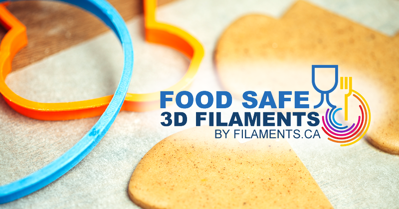 TRUE Food Safe PLA